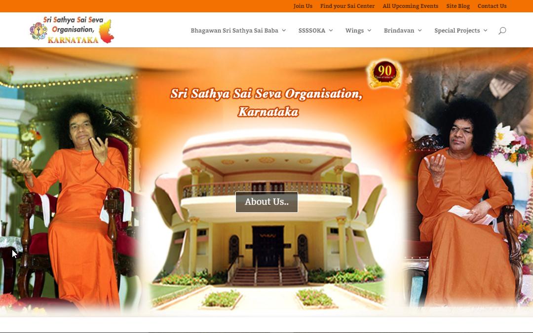 SSSSOKA Website officially launched on Vijayadasami (22nd Oct, 2015)