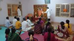 Shivratri bhajans at newly opened Chennapatna samithi center , Ramanaraga district.