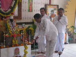 Inaugurations of Sri Sai Gayatri Chanting centers across Karnataka till March 30