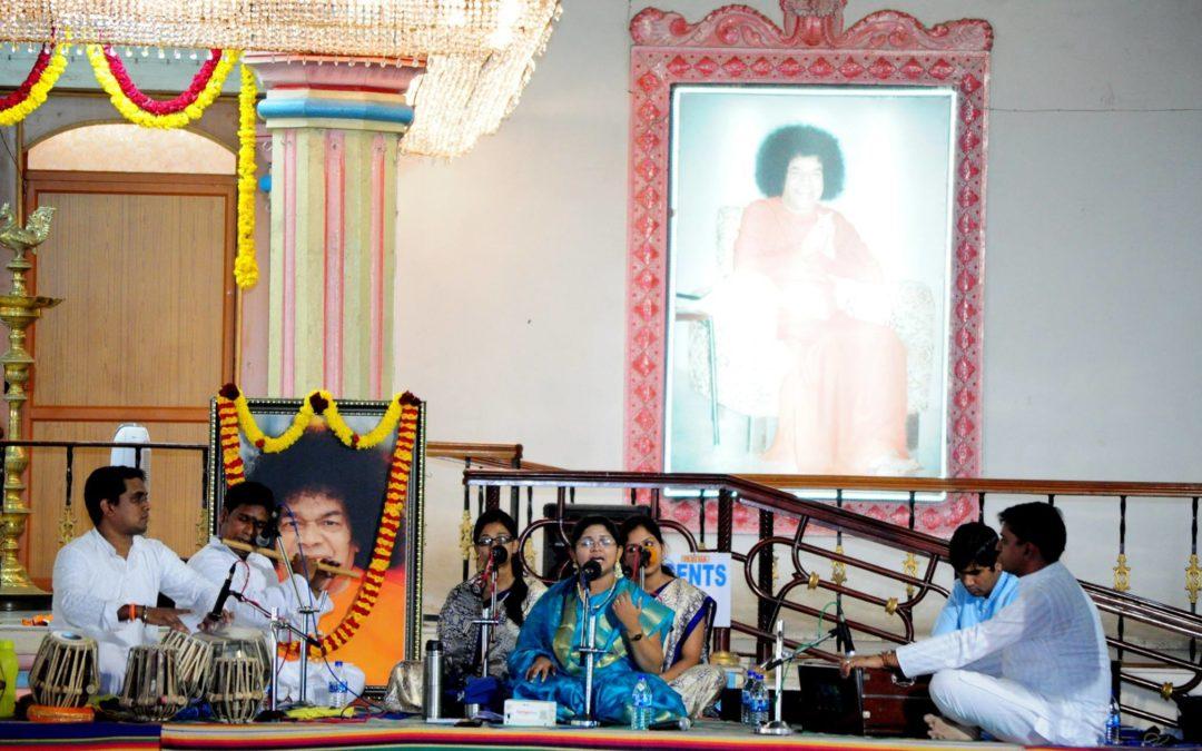 ONE WITH SAI : 26th June 2016 – Kumari S.Harshitha