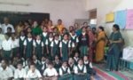 Uniforms Distribution in Sahakari Vidya Kendra School