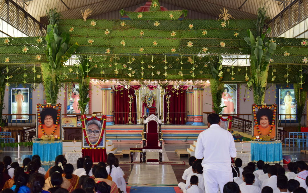 Eashwaramma Day – 6th May 2017 at Brindavan Ashram, Bangalore