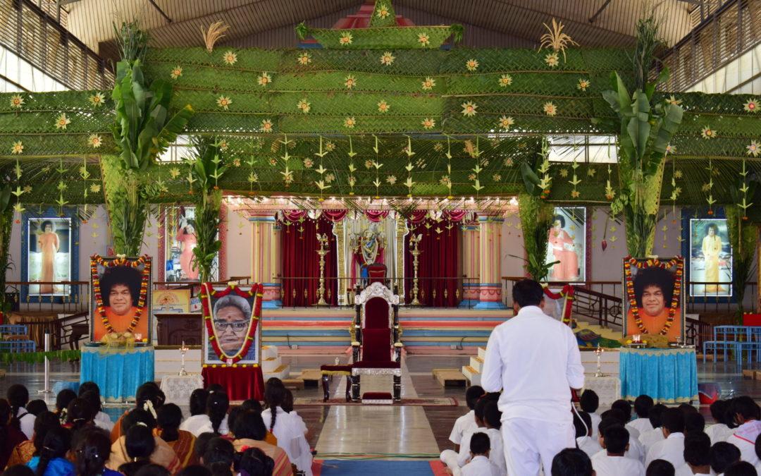 Eashwaramma Day – 6th May 2017 at Brindavan Ashram, Bangalore