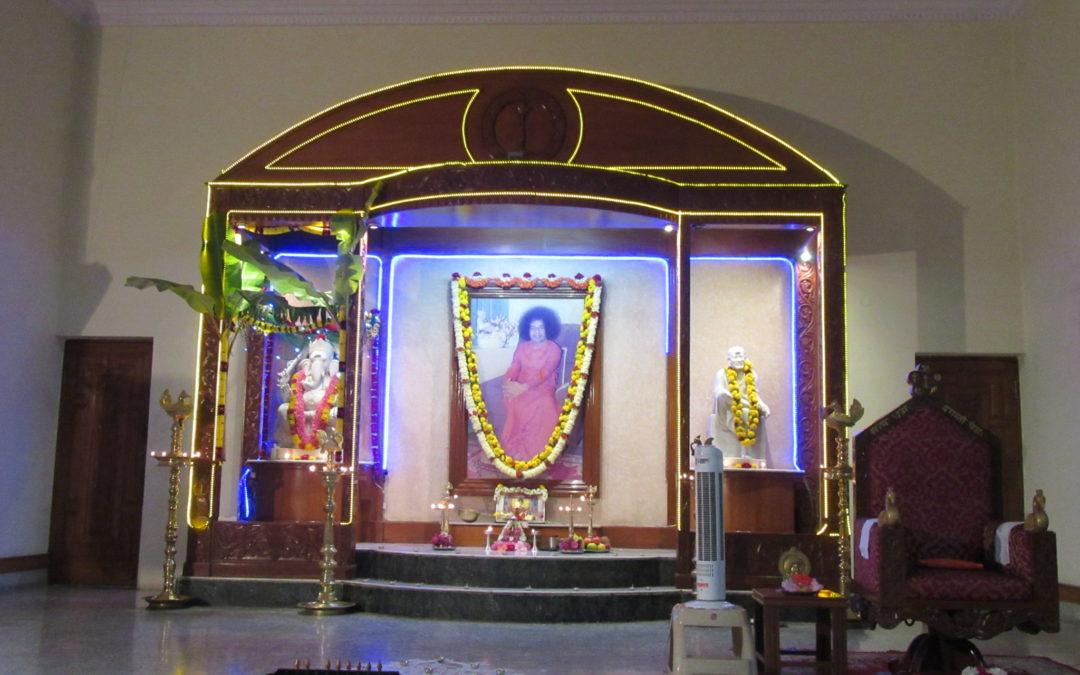 Sri Ganesh Chaturthi, Sai Gitanjali, JP Nagar, 25-08-2017