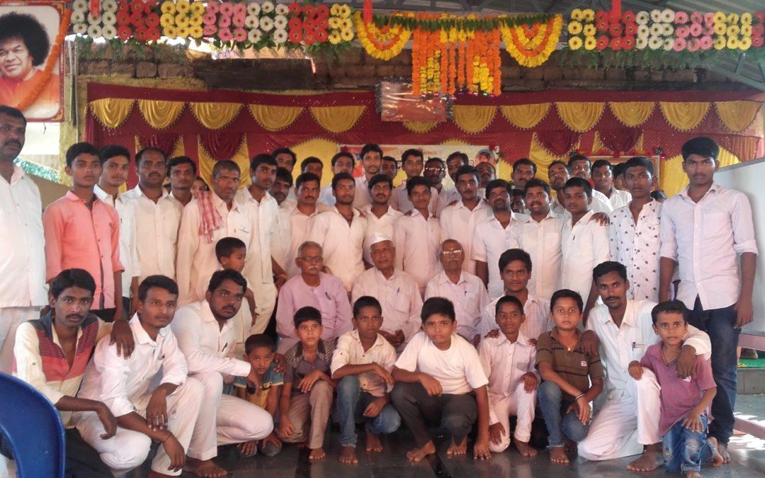 31st Anniversary program- Sathysai Gram seva kendra -Kalloli