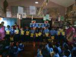 Health awareness @SSSVJ, Bharatanalli, Yellapur, North Kanara