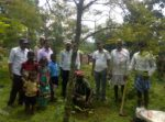 Cleaning and Note book Distribution @SSSVIP, Isloor, Sirsi, North Kanara
