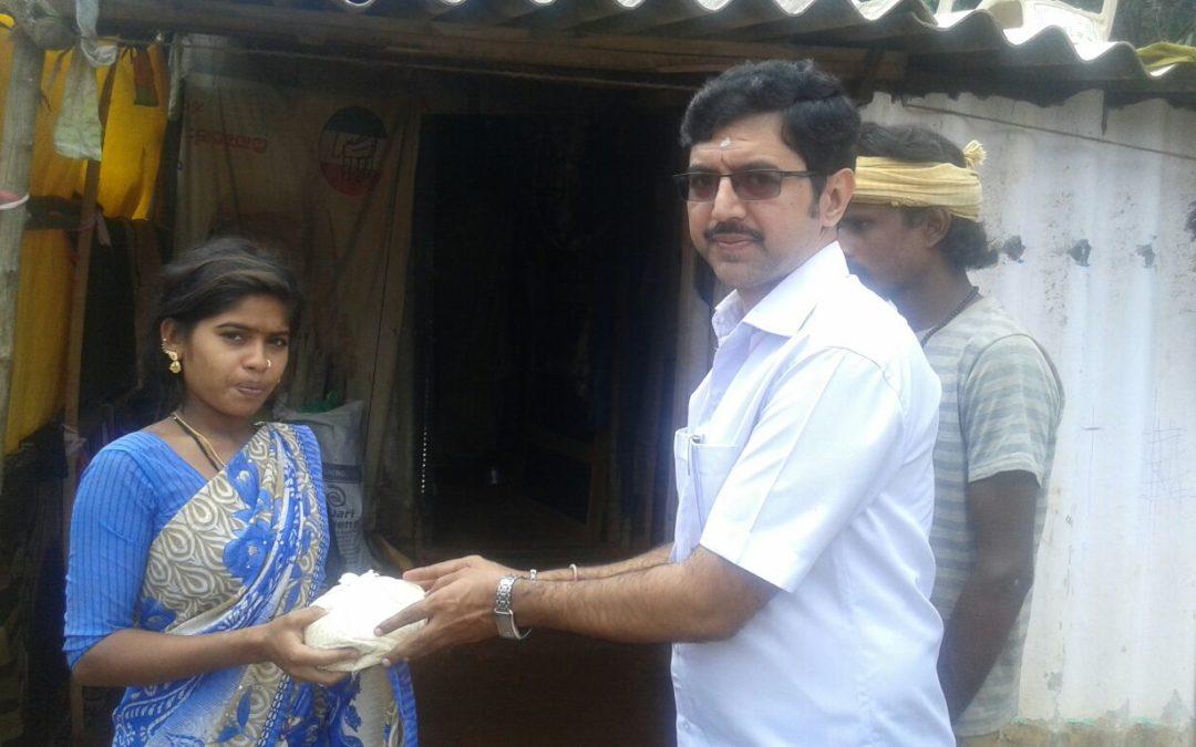 Amrutha kalasa Programme by Chandra Layout Samithi
