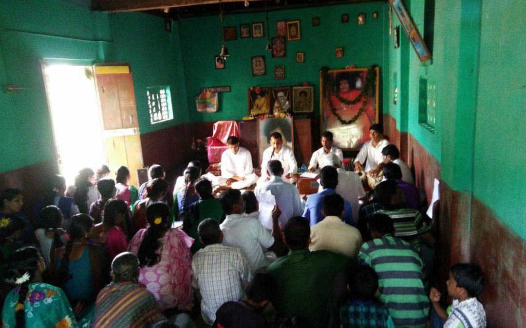 Bhajan training @Vakkalakoppa, Sirsi, North Kanara