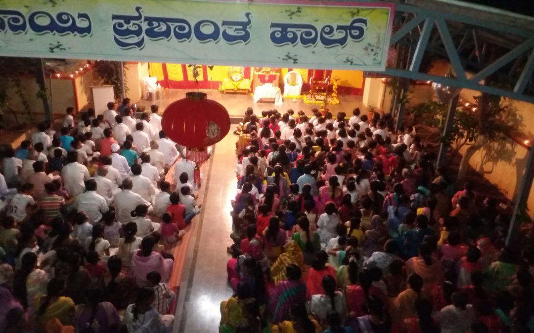 Bhagawan Sri Sathya Sai Baba's 92nd Birthday Celebration – Sri Sathya Sai Grama Seva Kendra – Kalloli