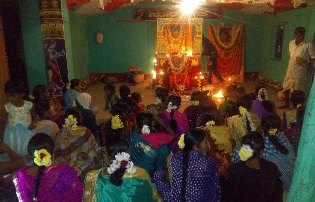 Cultural Program @SSSVJ Village, Vakkalakoppa, Sirsi, North Kanara
