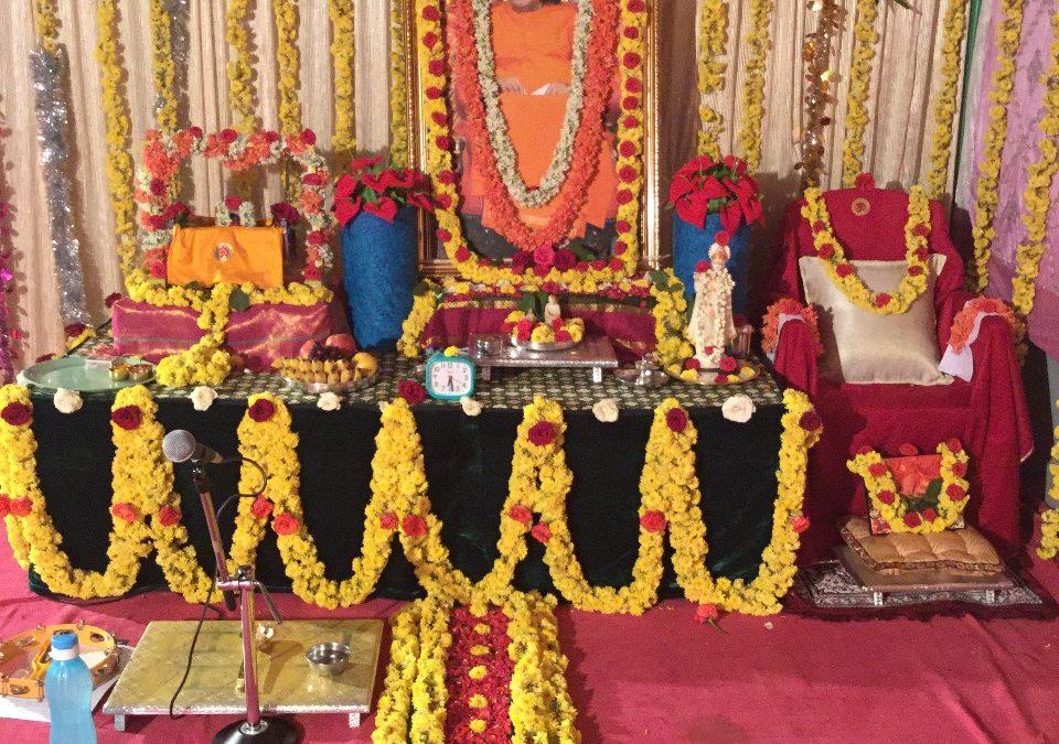Swami Birthday celebrations @ Donnimallai