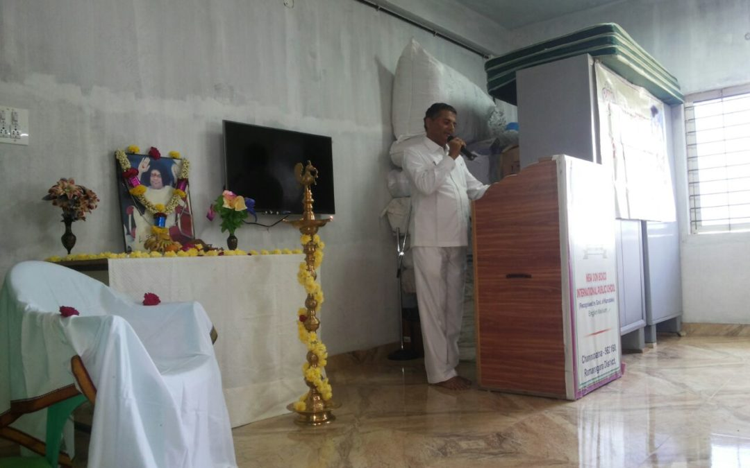 Ramakatha Rasavahini Program at Donbosco school chennapatna Ramanagara Dist