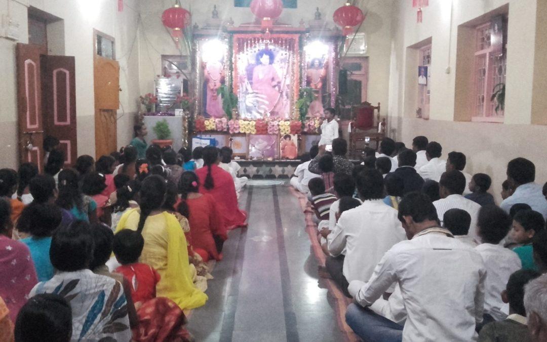 Sri Sathya Sai Gram Seva Kendra, Kalloli – Swami Vivekanand Jayanti & Sankaranthi celebrations