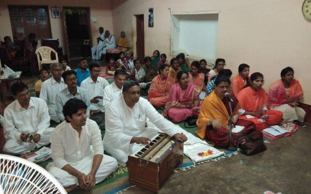 MahaShivaratri Celebration at Devarhosahalli Samithi, Ramanagara District