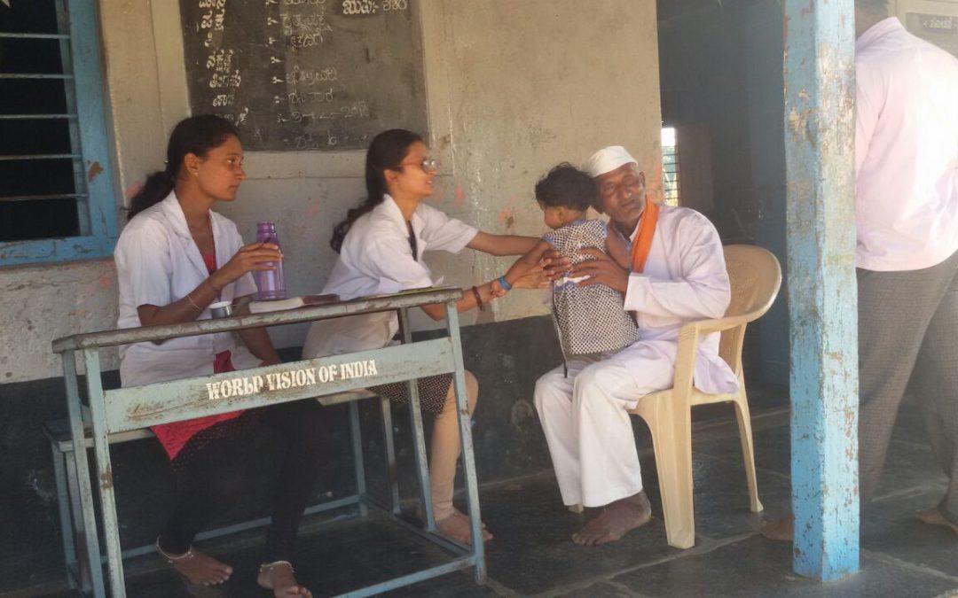 Free Homeopathic Medical Camp @ SSSVJ Domgera, Haliyal, North Kanara