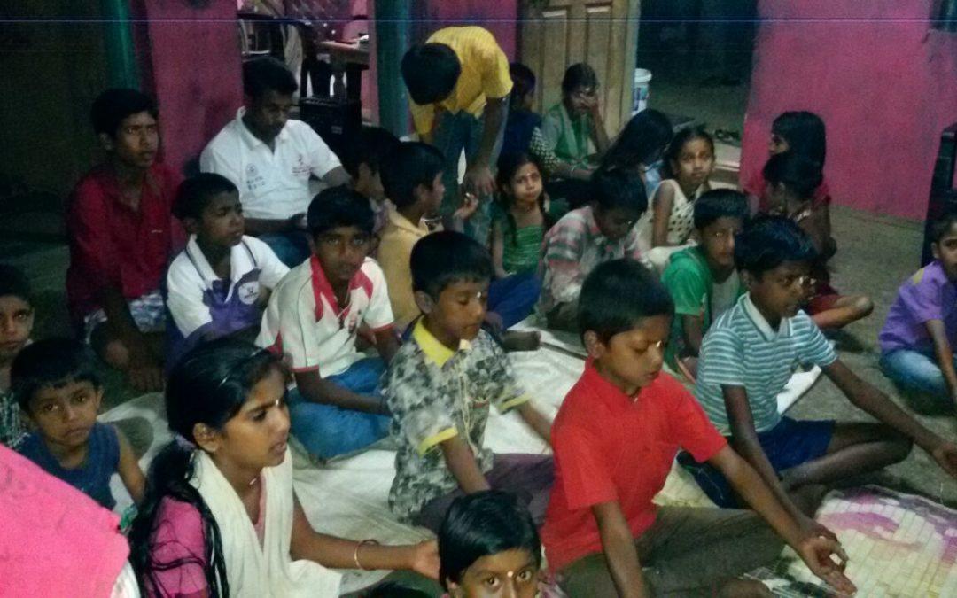 Balvikas Class & Satsang @Domgera, Haliyal, North Kanara
