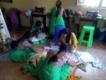 Special Class on Fashion Design @ SSSVJ Neelavani, Haliyal, North Kanara
