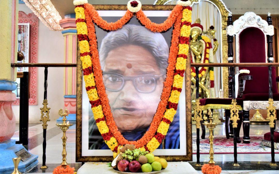 MOTHER EASWARAMMA DAY Celebrations at Brindavan 2018