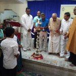 Ramakatha Rasavini 36th program at Magadi Bhajan Mandali