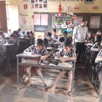 National Essay writing competition at SSSVJ school, Dharwad