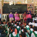 Special Class @SSSVJ Bharathanhalli, Uttara Kannada