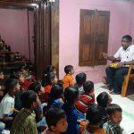 Inauguration of Balvikas Class @Ajamnal, Haliyal, Uttara kannada