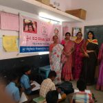 National Essay writing competition at SSSVJ school, Bengaluru South