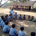 National Essay writing competition at SSSVJ schools, Shivamogga