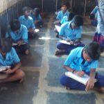 National Essay writing competition at SSSVJ schools, Ballary, Mandya and Tumakuru districts