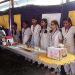 Science Exhibition in Shivamogga Sai School.