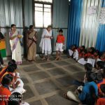 Eye and Dental camp at SSSVJ school, Kalaburagi