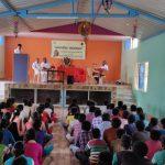 Ramakatha Rasavahini 42nd program at CNS School Ramanagara