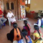 Health Awareness @SSSVJ Neelavani, Haliyal, Uttara Kannada