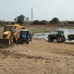Pond Rejuvenation @Ajgaon, Haliyal, Uttara Kannada