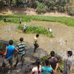 Pond Rejuvenation @Dattatraya Temple, Ankola, Uttara Kannada