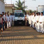 Sai Messengers Samithi Visit and Medical Camp, Dharwad