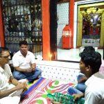 Sai Messengers Bhajana mandali visit, Dharwad
