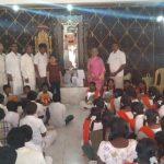 SSSVJ School Books distribution, Vagata , Bengaluru rural