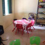 Furniture donation to SSSVJ school , Malleshwaram