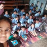 Stationary distribution at SSSVJ School, Bengaluru East