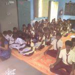 41 Day Youth Sadhana at SSSVJ School, Kalaburagi district