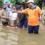 Flood Relief at Shivamogga