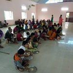 Flood Reief @Yarebail, Mundagod, Uttara Kannada