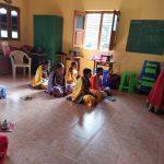 Vocational Training Class @SSSVJ Neelavani, Haliyal, Uttara Kannada
