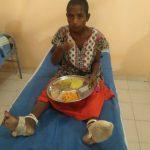 Narayana Seva at Humanitarian Hospital