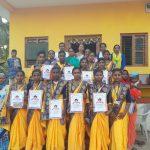 Farewell Program Of Free Vocation Training 12th Batch @SSSVJ Neelavani, Haliyal, Uttara Kannada