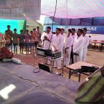 Sri Sathya Sai Dental and General Mobile Clinic Camp @Tenginageri, Yellapura, Uttara Kannada